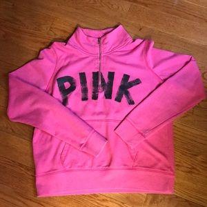 Victoria secret pink sweatshirt pullover